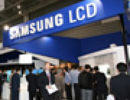 Samsung Showcases  2,560 x 1,600-pixel 10.1-inch LCD Panel at FPD 2011