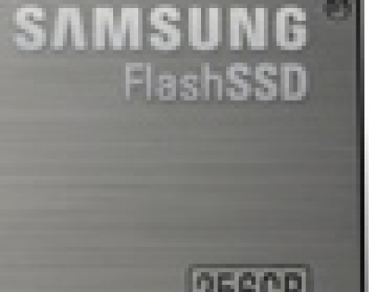 Samsung Now Producing Faster 256GB Solid State Drives