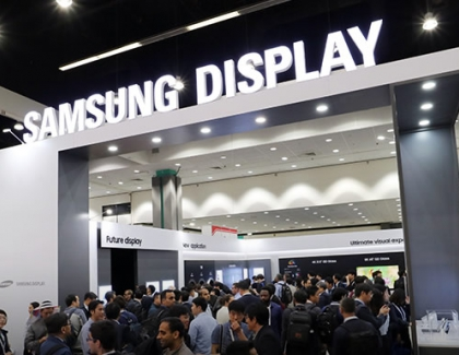 Samsung Display Is Ramping Up Production To OLEDs For Tablets