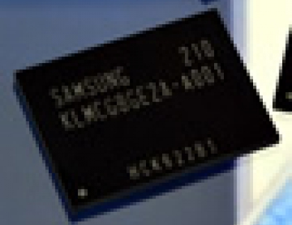Samsung Begins Mass Producing Fastest Embedded NAND Storage for Smartphones