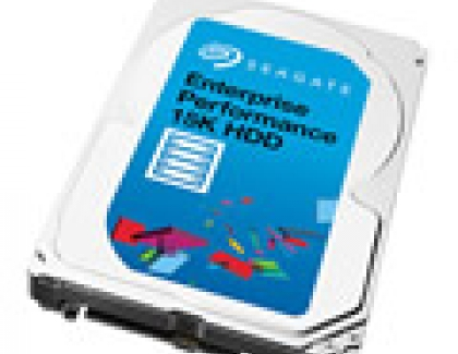 Seagate 6th Generation High-Speed Enterprise Performance HDD