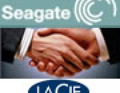 Seagate to Acquire LaCie For $186m