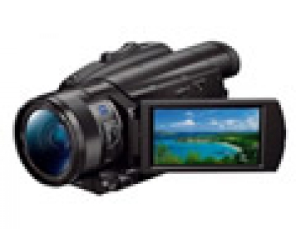 Sony Unveils 4K HDR Palm-style Camcorders with Phase-detection AF