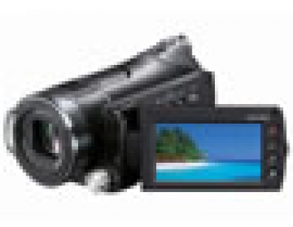 Sony HDR-CX12 HD AVCHD Camcorder with Smile Shutter and face detection technologies