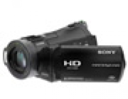 Sony Unveils Ultra-small AVCHD High-def Camcorders
