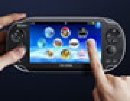 Sony PS Vita To Rollout in Japan on December 17