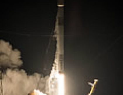 SpaceX Launches Satellite for SES