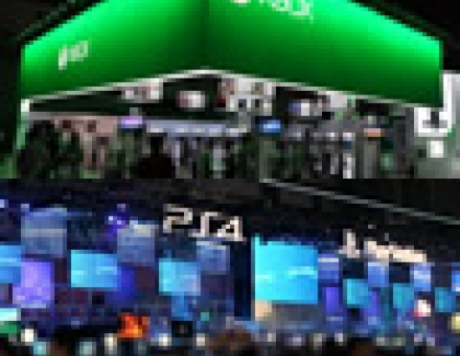 PlayStation 4, Xbox One On Display At Tokyo Game Show