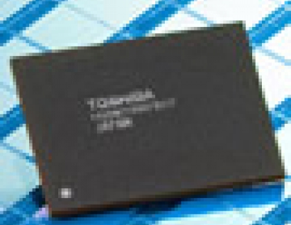 Toshiba Set To  Begin 3D NAND Volume Production in 2014