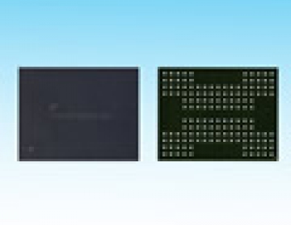 Toshiba Develops First 3D Flash Memory with TSV Technology
