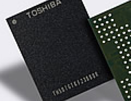 Toshiba Announces 96-Layer 3D Flash Memory and 64-Layer QLC 3D Flash Memory