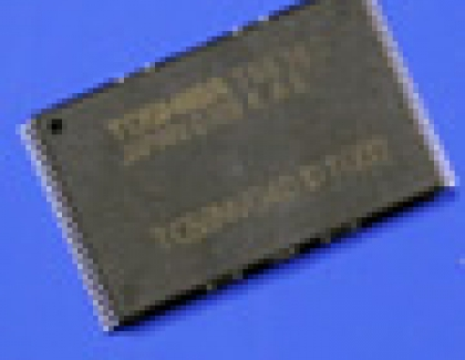 Toshiba to Develop 16-Gigabit NAND Flash Memory with 43nm Process Technology