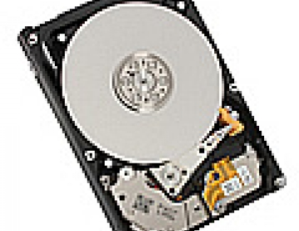 Toshiba Unveils New Enterprise Performance HDD