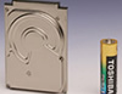 Toshiba Delivers First HDD Based on Perpendicular Recording