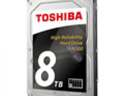 Toshiba's New 8TB Consumer Hard Disk Focuses on Reliability