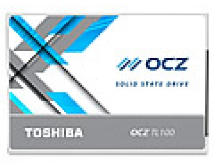 Toshiba Introduces the Value-oriented OCZ TL100 SATA SSD Series