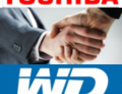 Toshiba and Western Digital Reach Settlement, Agree to Strengthen Flash Memory Collaboration