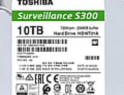 Toshiba Releases New Surveillance,  Video Streaming Laptop and Desktop  Hard Drives