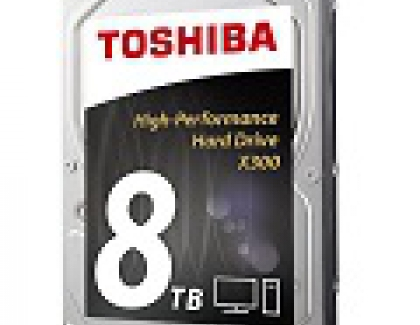Toshiba Launches 8TB X300 Desktop HDD, Western Digital Introduces New 20TB My Book Duo System