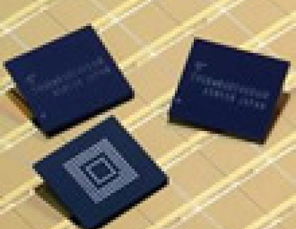 NAND Flash Is Shrinked And Gradually Replaces DRAM