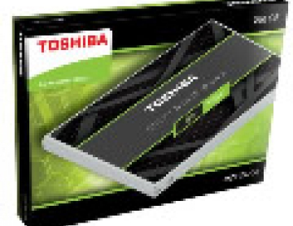 New Toshiba TR200 3D NAND SSDs Offer an Affordable Alternative to Hard Disks