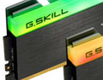 G.SKILL Releases Fastest 32GB Trident Z RGB Memory Kit at DDR4-4266MHz
