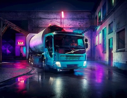 All-electric Volvo Trucks Coming to North America Next Year