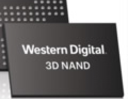 Western Digital and Toshiba Begin Sampling 96-layer QLC NAND