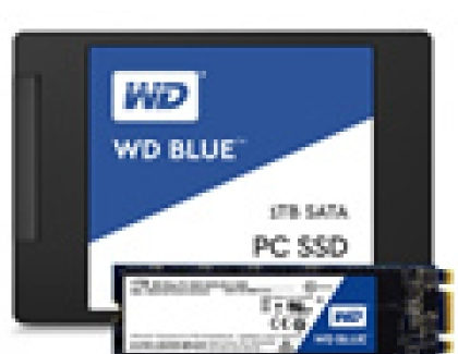 Western Digital Introduces WD Blue And WD Green SSDs