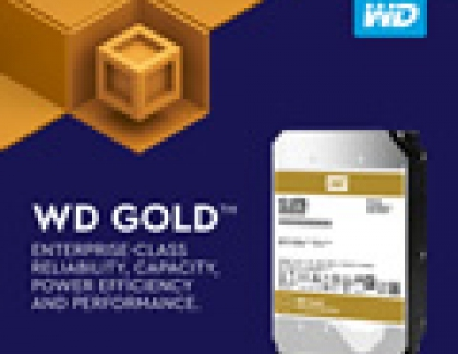 Western Digital Ships 12TB WD Gold Hard Drives