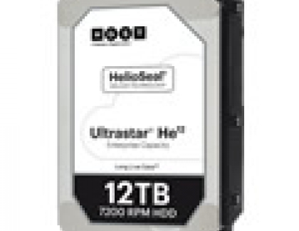 Western Digital Ships Fourth-Generation Ultrastar He12 12TB Hard Drive