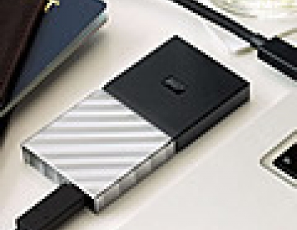 Western Digital Unveils Portable My Passport SSD