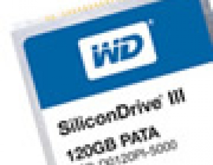Western Digital  Begins Shipping First SATA/PATA SSDS