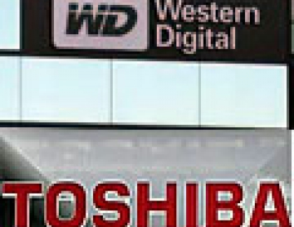 Western Digital Responds to Toshiba's Actions