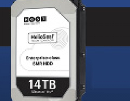 WD is Pushing Data Center Capacity to New Heights with the 14GB Ultrastar Hs14 hard Disk Drive