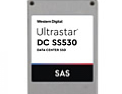 Western Digital Introduces Dual-Port Ultrastar DC SS530 SAS SSD For Servers And Storage Arrays