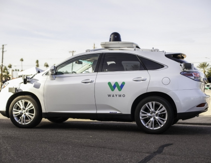 Waymo's Fully Self-driving Vehicles Appear in Public Roads