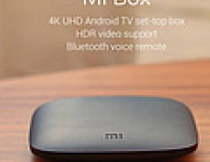Xiaomi's 4K Android TV Mi Box  Coming to The US