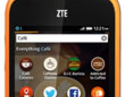 ZTE To Start Sales of Firefox OS Phones on eBay