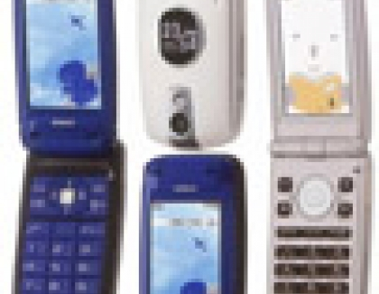 New Handsets from Hitachi and Casio