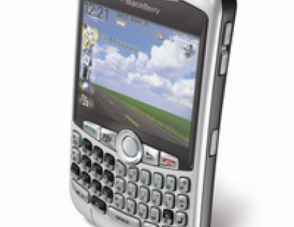 AT&T will begin offering the BlackBerry Curve today.