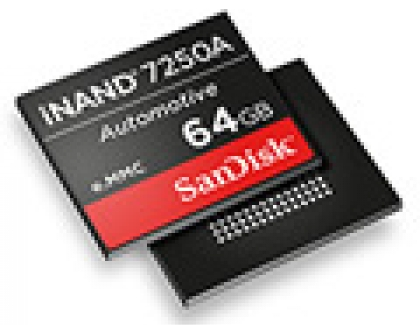 Western Digital Introduces iNAND 7250A Embedded Storage Device