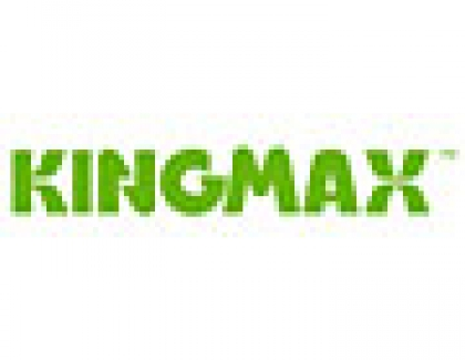 Kingmax Released New-Generation SDHC Memory Card