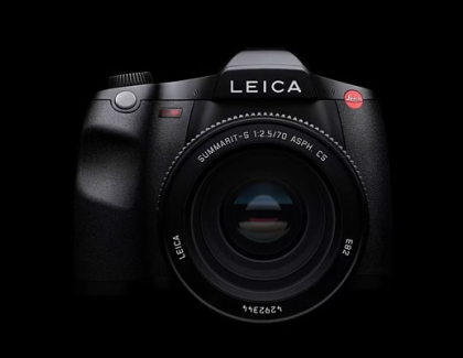 Leica S3 Comes With 64 megapixel Medium-format Sensor