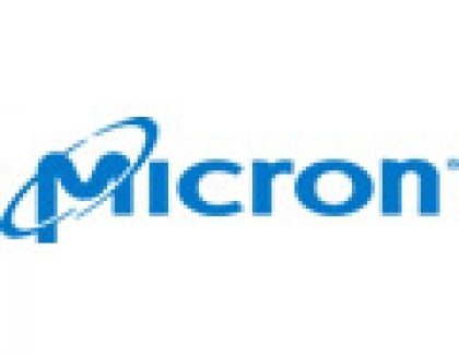 Micron Establishes New Back-end Site DRAM in Taiwan