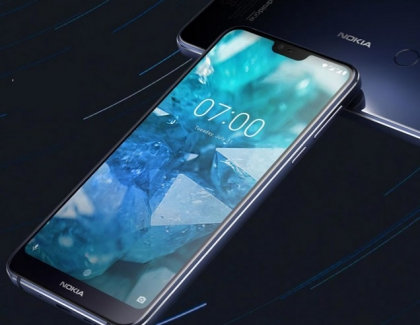 Nokia 7.1 Smartphone Coming to the US for $349