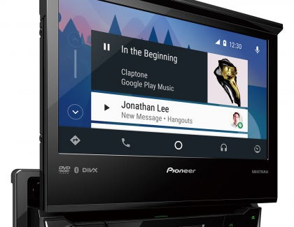 Pioneer Looking For Tie-up in the Car Electronics Business