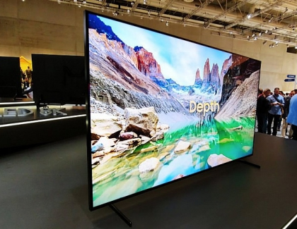 8K TV Shipments to Reach More Than 400,000 Units in 2019, IHS Markit Says