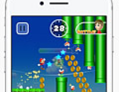Super Mario Debuts on iPhone and iPad