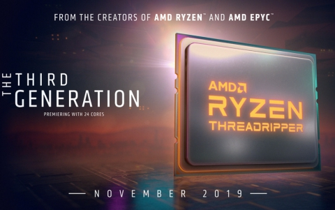 AMD Ryzen 9 3950X Coming In November With Threadripper 3000